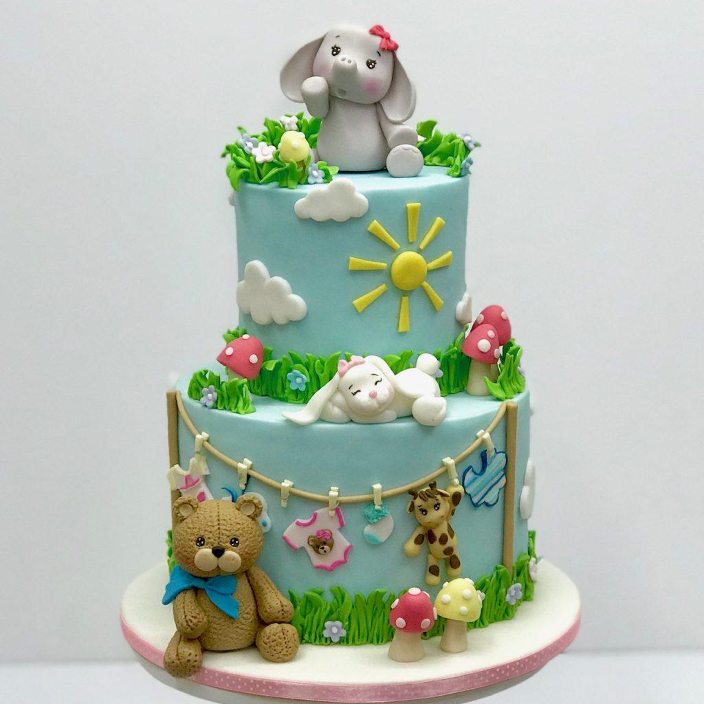 Home Bakery Vainilla Cakes